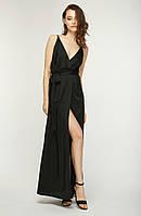 Очаровательное вечернее платье женское в пол в 2х цветах VICTORY