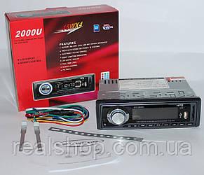 Автомагнитола SD/MMC 2000U