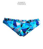 Хлоростойкие плавки для мальчиков Funky Trunks Crack Attack FT35, фото 1