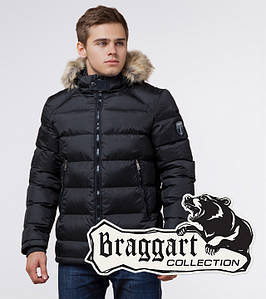 Braggart Aggressive 18540 | Куртка для мужчин зимняя черная