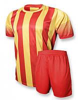 Футбольная форма Europaw club красно-желтая ( L ), фото 1