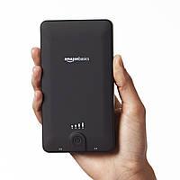 Power Bank AmazonBasics 16100mah - Универсальная батарея, внешний аккумулятор Черный