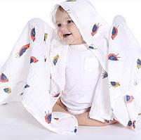 Пеленка для новорожденных из натуральной ткани (1107/13)
