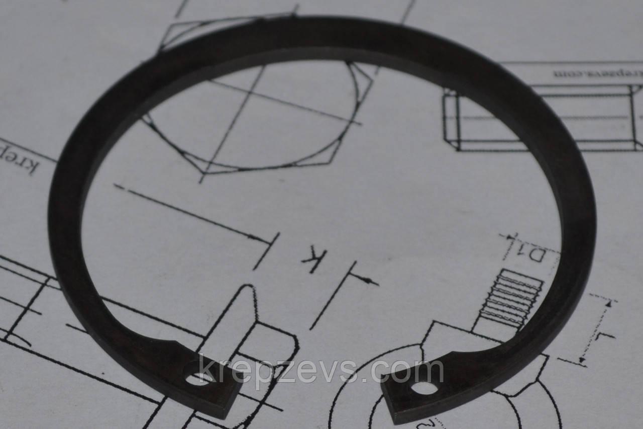 Стопорное кольцо М225 DIN 472, ГОСТ 13943-86