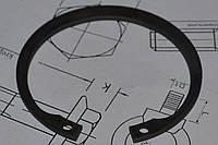 Стопорное кольцо М280 ГОСТ 13943-86, DIN 472, фото 1