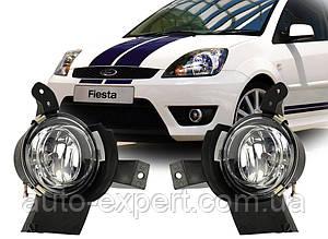 Противотуманные фары Ford Fiesta 2006-08/КА 2008-
