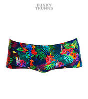 Хлоростойкие мужские плавки Funky Trunks Tropic Team FT30