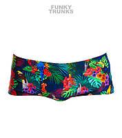 Распродажа! Хлоростойкие мужские плавки Funky Trunks Tropic Team FT30