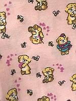 Пеленка байковая для новорожденных в расцветках (1107/14)