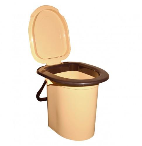 """Ведро туалетное """"Биотуалет"""" 18л, фото 1"""