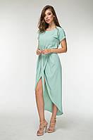 Стильное женское платье в 2х цветах KIRA