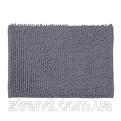 Коврик для ванной комнаты из полиэстера 60*40 серый AWD02161398