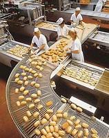 Кондитерская и хлебобулочная промышленность. Практика использования продуктов Molykote®