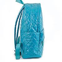 Городской стеганый рюкзак . 35*27*11