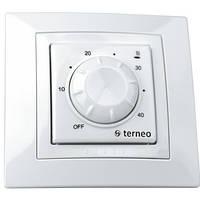 Терморегулятор для теплого пола terneo rtp unic (белый)