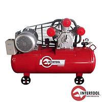 Компрессор 300л, 15HP, 11кВт, 380В, 8атм, 1600л/мин. 3 цилиндра  PT-0050