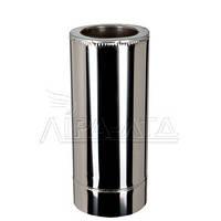 Труба термо 0,5м Ф220/280 нерж/нерж AiSi304 ≠0,5мм