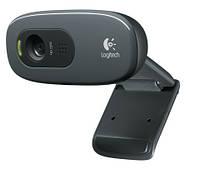 Веб-камера Logitech WEBCAM C270 HD со встроенным микрофоном