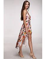 Летнее женское платье в 3х цветах FLOWER, фото 1