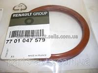 Прокладка дроссельной заслонки нижняя Dacia Logan, Renault Sandero 1.4-1.6 RENAULT 7701047579