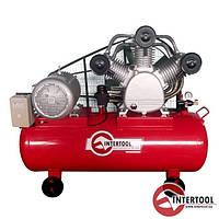 Компрессор 300л, 20HP, 15кВт, 380В, 8атм, 2000л/мин. 3 цилиндра PT-0052