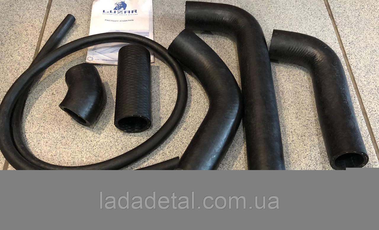 Патрубки радиатора Сенс 1.3 LPK 0513