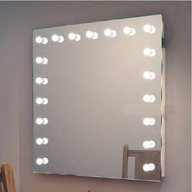 Зеркало с подсветкой Fons без рамы 12 ламп (Markson TM)