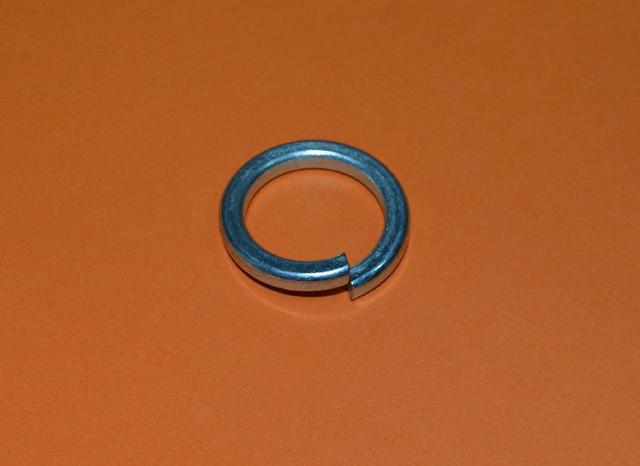 Шайба М5 пружинная оцинкованная ГОСТ 6402-70 купить