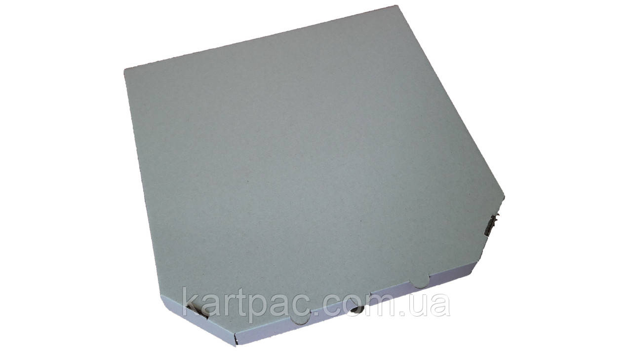 Картонная упаковка для пиццы 300х300х30 мм
