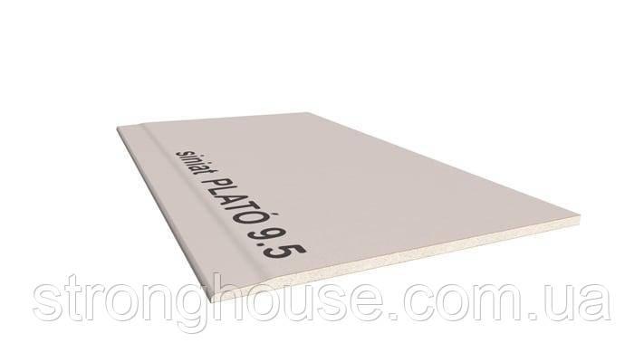 Гипсокартонная плита PLATO 9,5*1200*2000