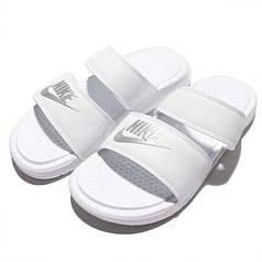 Тапочки  Nike Benassi Duo Ultra 819717-100 (Оригинал)