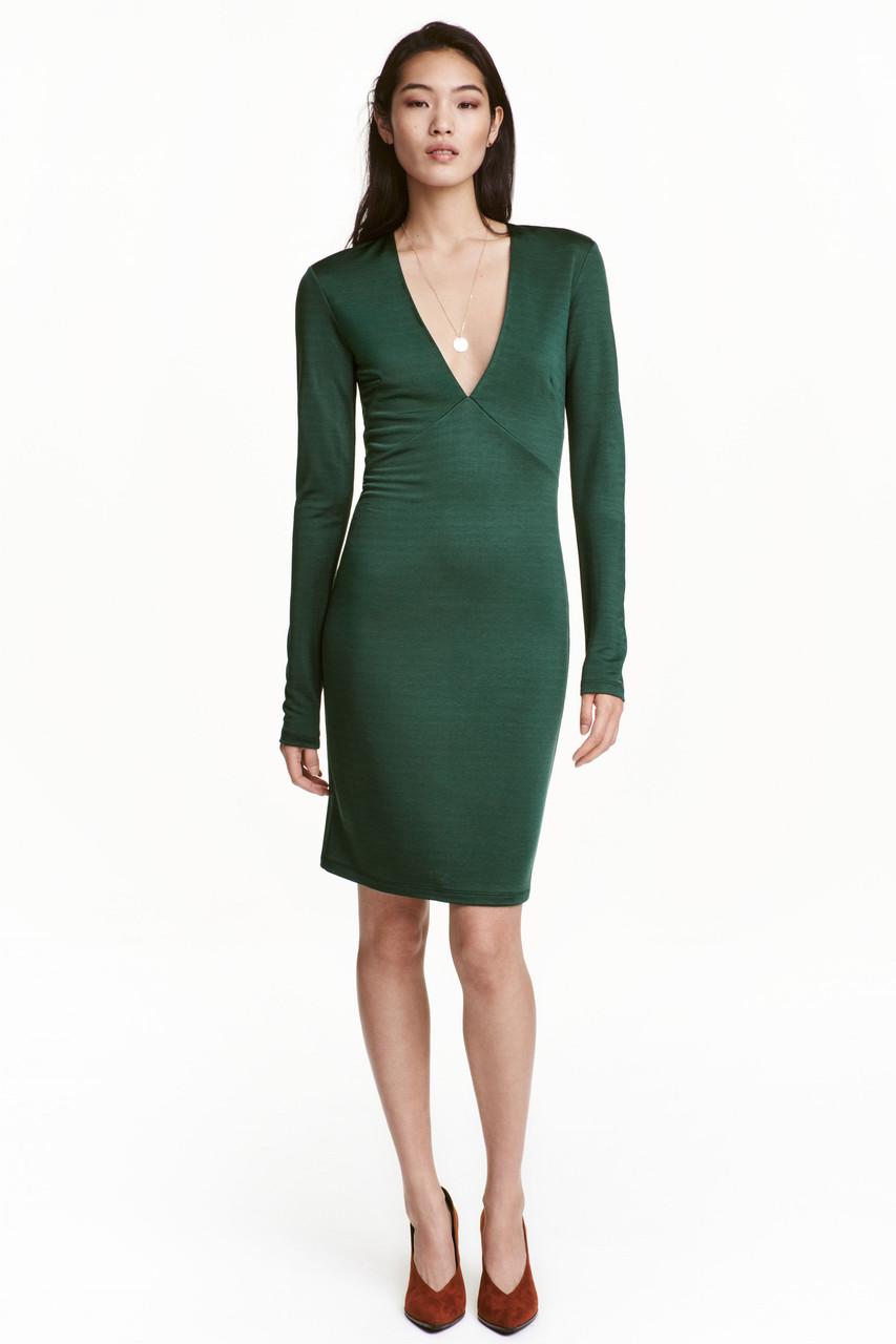 Платье H&M Long Dress S