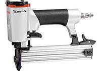 Степлер пневматический для прямоугольных скоб от 10 до 22 мм MATRIX