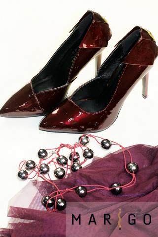 Брендовые женские туфли от Мариго