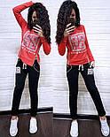 """Женский модный спортивный костюм двухнитка """"Givenchy"""" (расцветки), фото 8"""