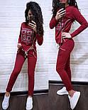 """Женский модный спортивный костюм двухнитка """"Givenchy"""" (расцветки), фото 9"""