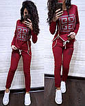 """Женский модный спортивный костюм двухнитка """"Givenchy"""" (расцветки), фото 10"""