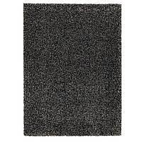 ✅ IKEA VINDUM (403.282.32) Ковер, длинный ворс, темно-серый