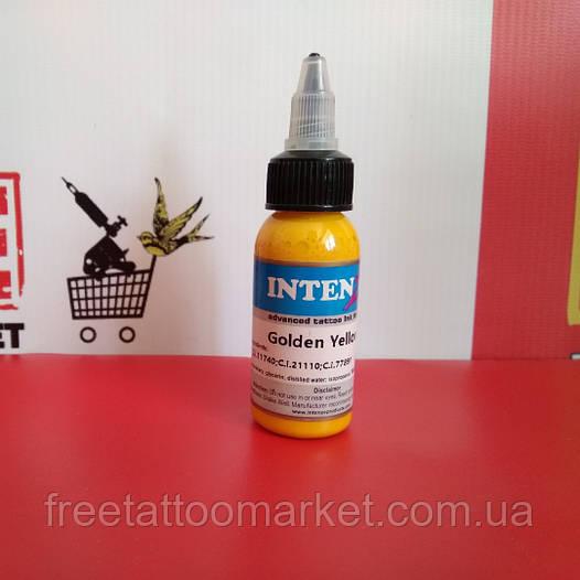 INTENZE - Golden Yellow  1oz