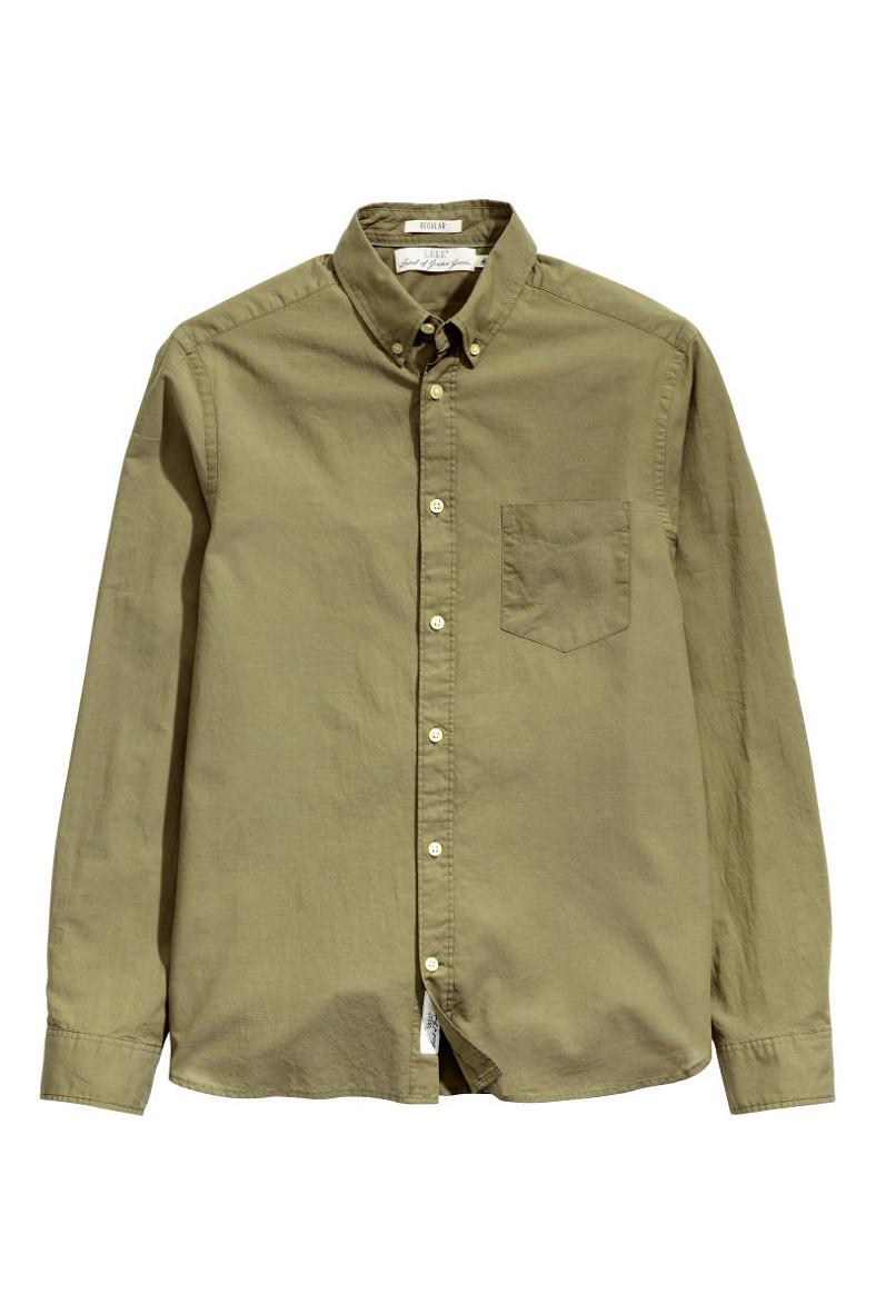 Рубашка H&M M