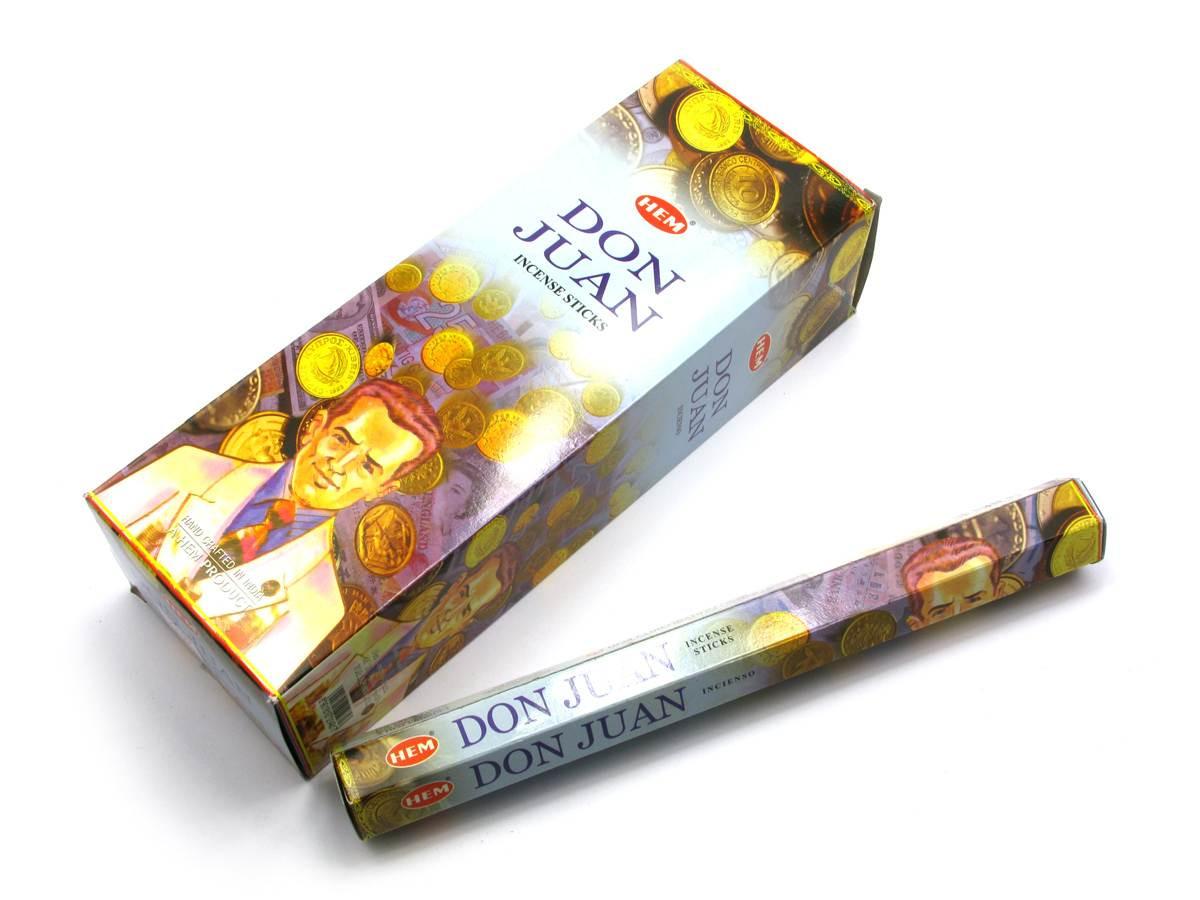 Don Juan (Hem)(6/уп) шестигранник