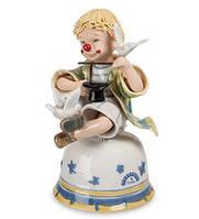 Порцеляновий музична статуетка Клоун 18 см Pavone CMS - 23/12, фото 1