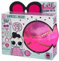 L.O.L. Surprise Biggie Pet- Dog 100% Оригинал Большой Питомцы Оригинал MGA, фото 1