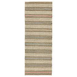 ✅ IKEA SODERUP (603.359.86) Коврик, сплетенный в плоском, естественном, разноцветном