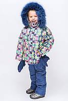 Зимний комплект  для девочки KD2