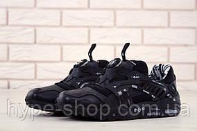 Мужские черные кроссовки Puma Disc Blaze | Люкс Реплика