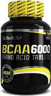BioTech BCAA 6000 100 tabs