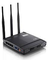 Беспроводной Маршрутизатор Netis Wf2409 (300 Mbit / S, Wan 1X10 / 100 Ethernet, Lan 4X10 / 100 Ethernet, 3X Вн