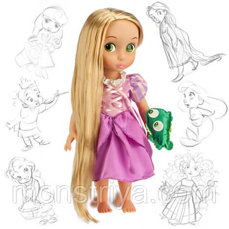 Кукла Рапунцель Дисней Rapunzel Disney Animators .
