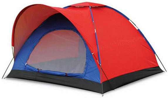 Палатка 3-х местная универсальная SY-010 (200x200x135 см)